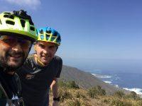 Cordillera de la costa Biketur Chile