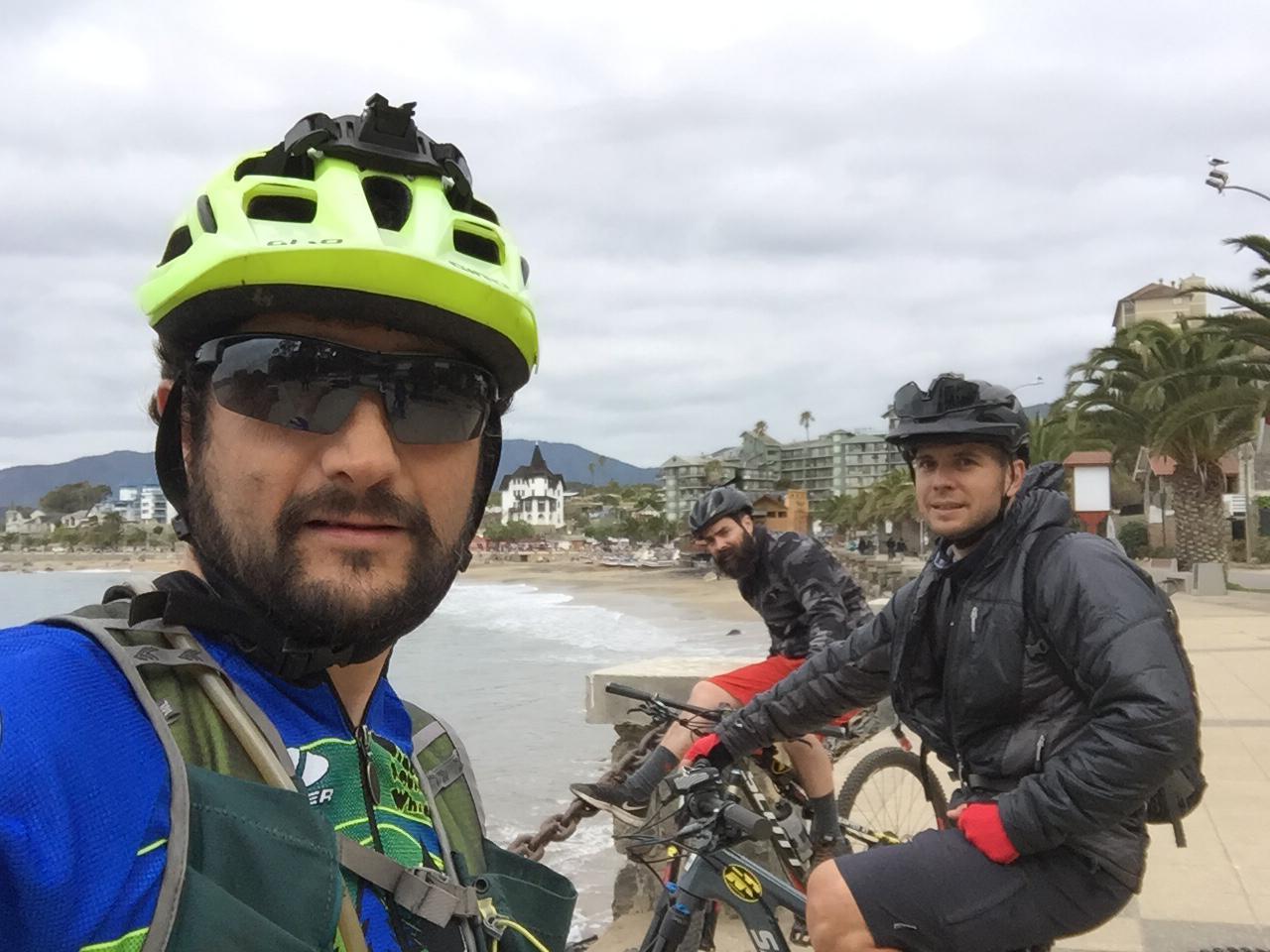 Biketur Cordillera de la costa