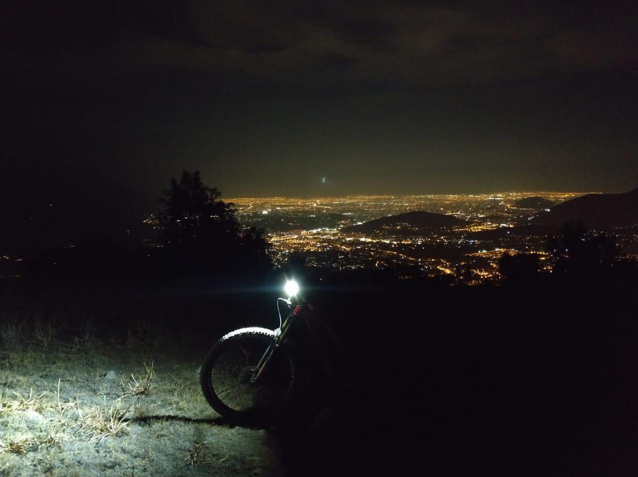 Mountain Biking Santiago Chile