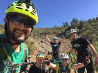 MOUNTAIN BIKING CHILE
